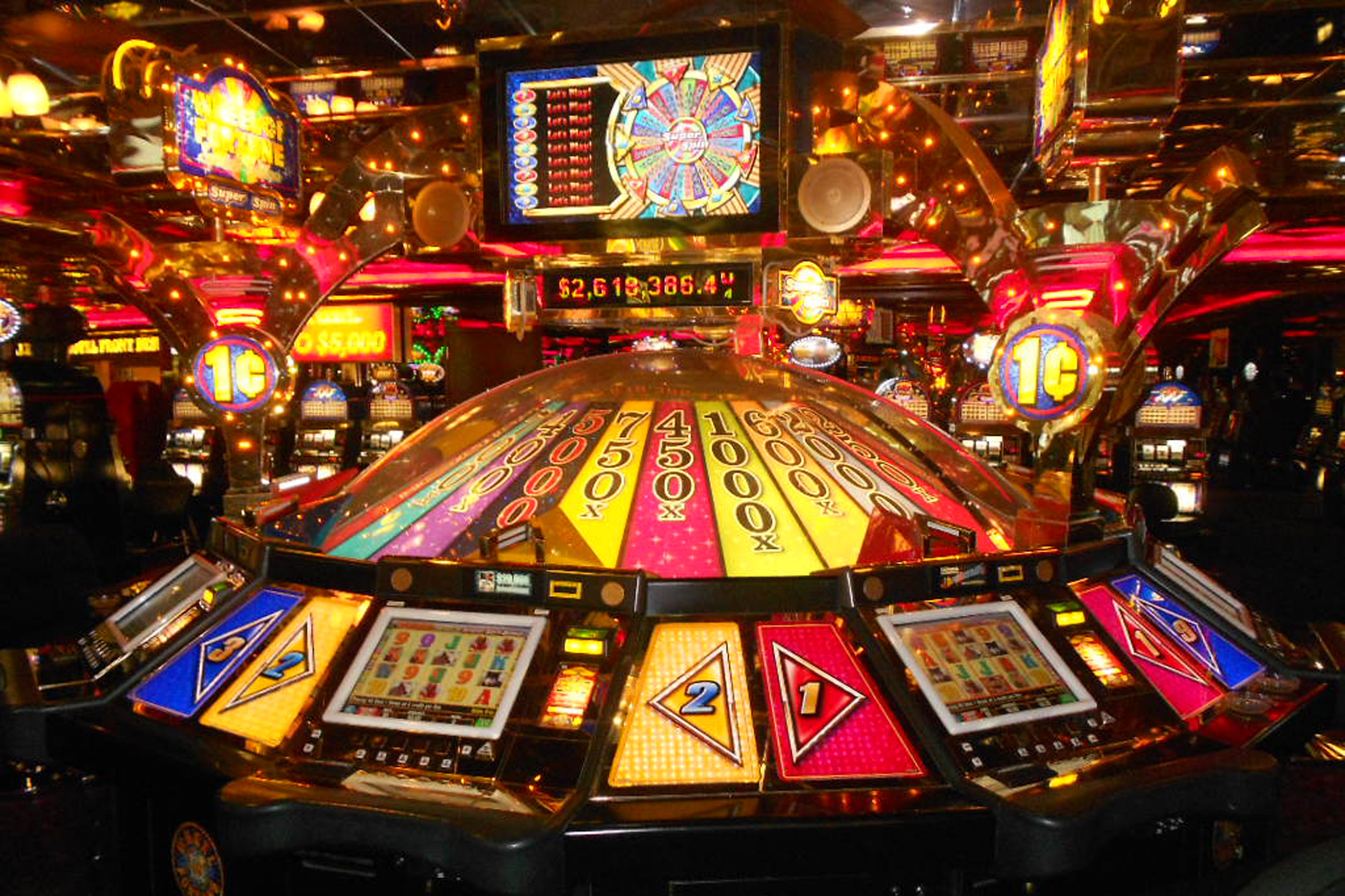 casino games las vegas