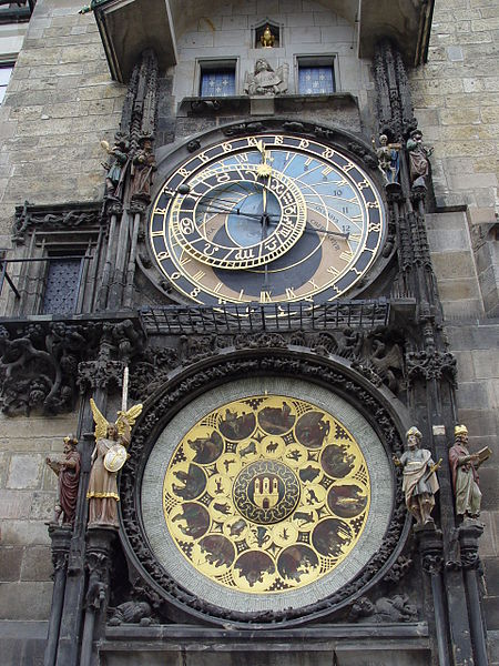 450px-Prague_-_Astronomical_Clock_Detail_3