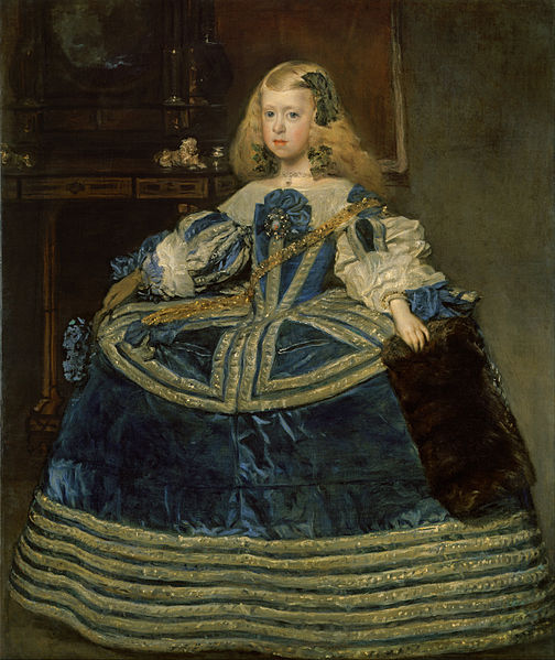 504px-Diego_Rodriguez_de_Silva_y_Velázquez_-_Infanta_Margarita_Teresa_in_a_Blue_Dress_-_Google_Art_Project