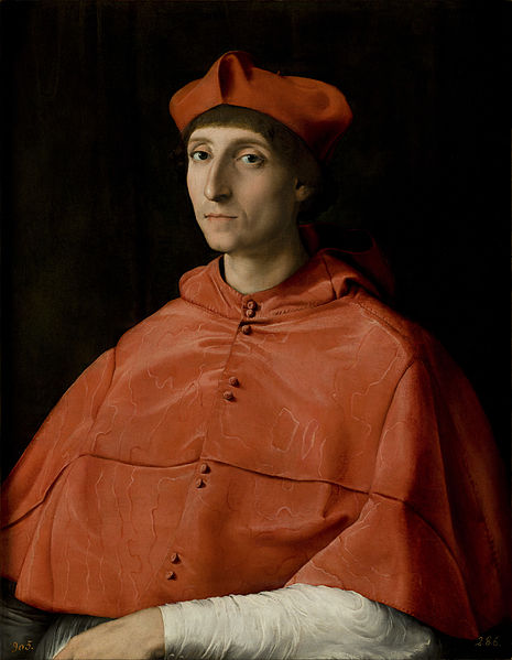 465px-Portrait_of_a_Cardinal,_by_Raffael,_from_Prado_in_Google_Earth