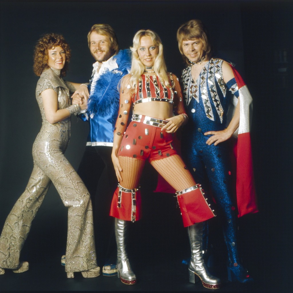 ABBA - THE OFFICIAL PHOTO BOOK PRESSIMAGE.