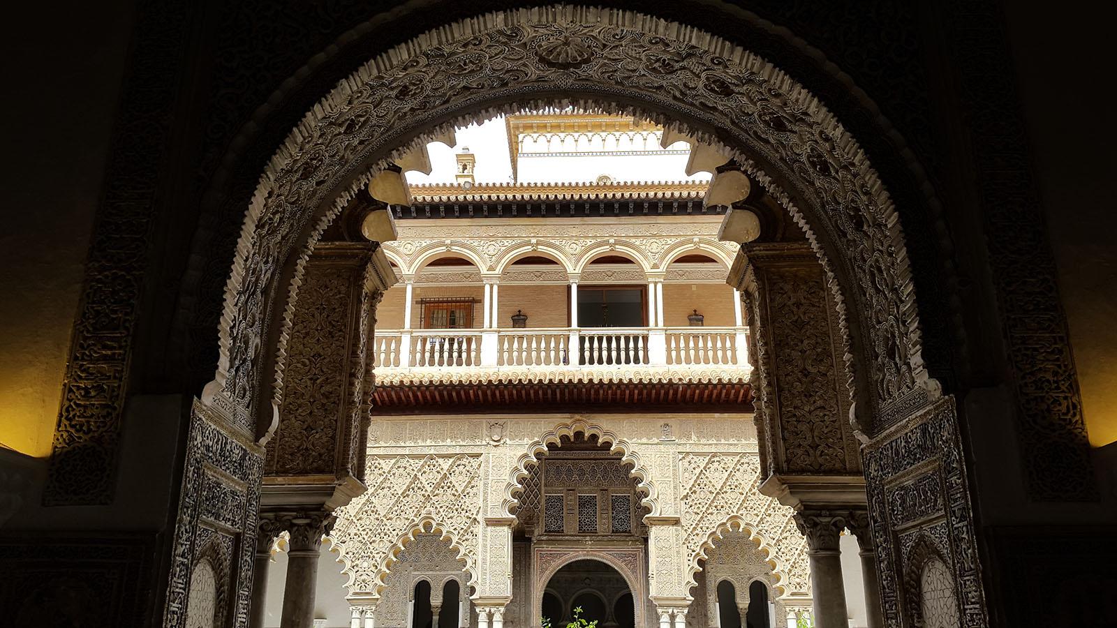 Visita a los Reales Alcázares de Sevilla | Las Mil Millas
